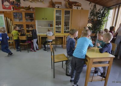 Hiška eksperimentov 2018 - OŠ Veržej 129