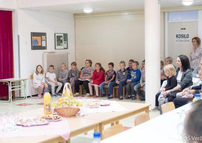 Sprejem prvošolcev 2018 - OŠ Veržej 04