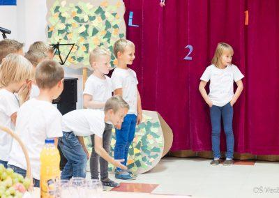 Sprejem prvošolcev 2018 - OŠ Veržej 18