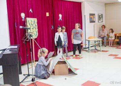 Sprejem prvošolcev 2018 - OŠ Veržej 21