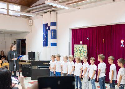 Sprejem prvošolcev 2018 - OŠ Veržej 27