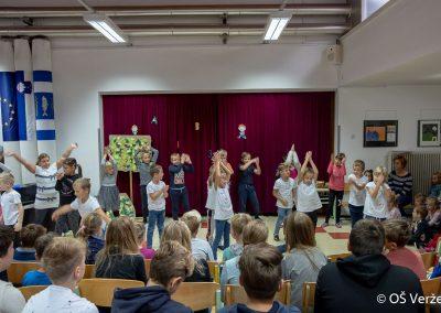Sprejem prvošolcev 2018 - OŠ Veržej 42