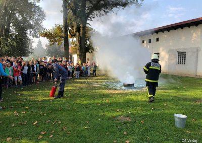 Vaja evakuacije 2018 - OŠ Veržej 03