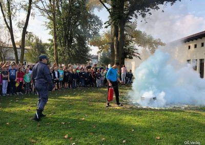 Vaja evakuacije 2018 - OŠ Veržej 07