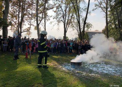 Vaja evakuacije 2018 - OŠ Veržej 09
