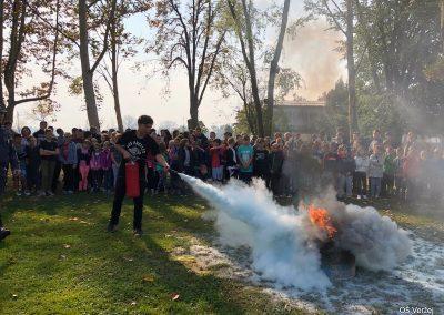 Vaja evakuacije 2018 - OŠ Veržej 11