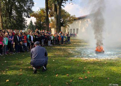 Vaja evakuacije 2018 - OŠ Veržej 13