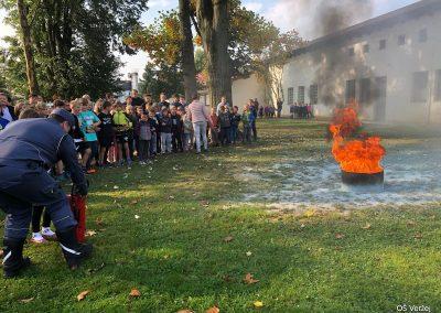 Vaja evakuacije 2018 - OŠ Veržej 14