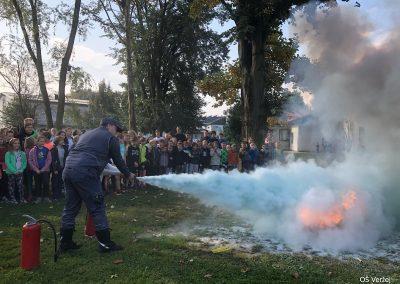 Vaja evakuacije 2018 - OŠ Veržej 16