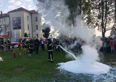Vaja evakuacije 2018 - OŠ Veržej 21