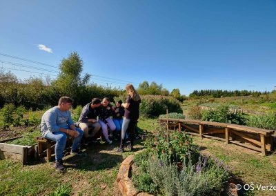 ND - Ekološko kmetovanje - OŠ Veržej 38