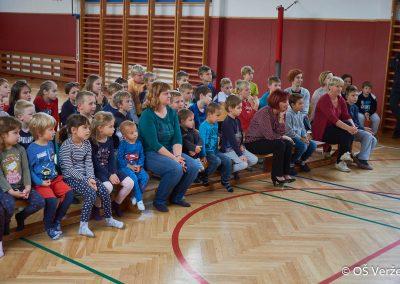 Sprejem prvošolcev v šolsko skupnost - OŠ Veržej 08