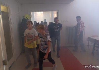 Vaja evakuacije - OŠ Veržej 06