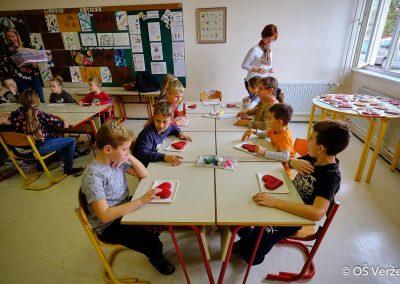 Tradicionalni slovenski zajtrk - OŠ Veržej 076