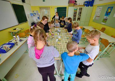 Tradicionalni slovenski zajtrk - OŠ Veržej 078