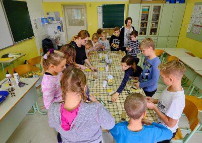 Tradicionalni slovenski zajtrk - OŠ Veržej 079