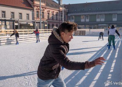 Zimski športni dan - OŠ Veržej 36