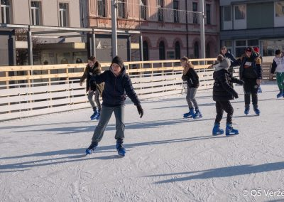 Zimski športni dan - OŠ Veržej 46